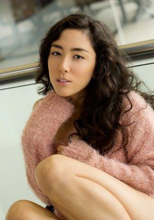 Naked Asian Beauty