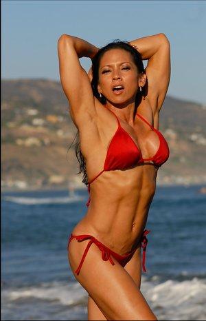 Asian Bodybuilder