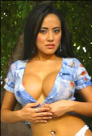 Asian Teen Model