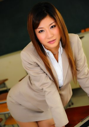 Naked Asian Teacher
