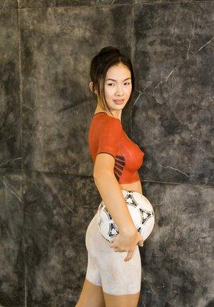 Asian Fitness Teen