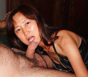 Naked Asian Mom