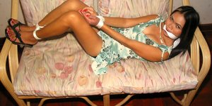 Clothed Asian Teen