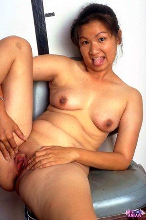Asian Chubby Teen