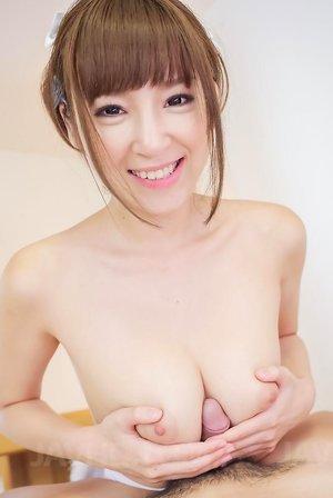 Asian Titty Fuck