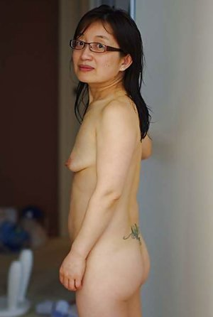 Aged Asian