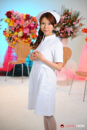 Naked Asian Nurse